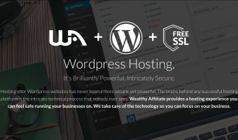 Wealthy Affiliate WordPress Hosting for Bloggers Rocks!